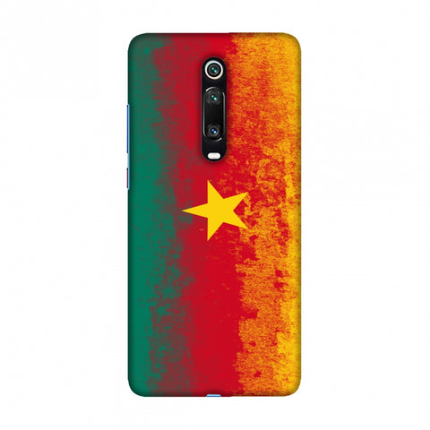 Love For Cameroon Slim Hard Shell Case For Redmi K20/K20 Pro