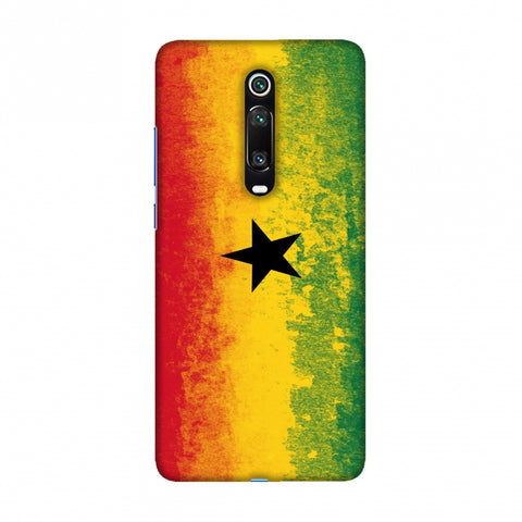 Love For Ghana Slim Hard Shell Case For Redmi K20/K20 Pro
