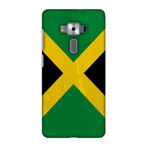 Love For Jamaica Slim Hard Shell Case For Asus Zenfone 3 Deluxe ZS570KL