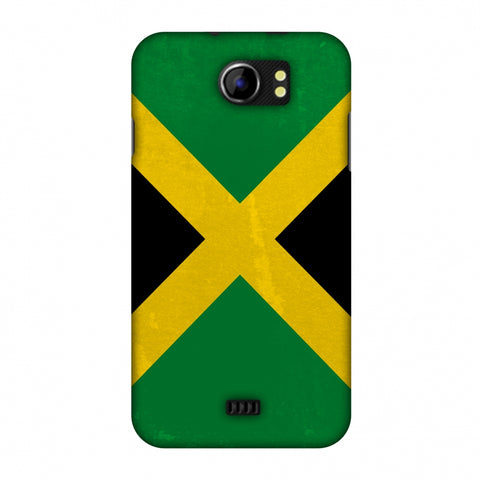Love For Jamaica Slim Hard Shell Case For Micromax Canvas 2 A110