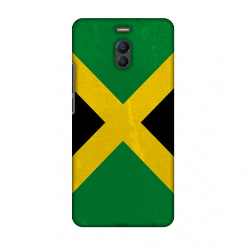 Love For Jamaica Slim Hard Shell Case For Meizu Note 6