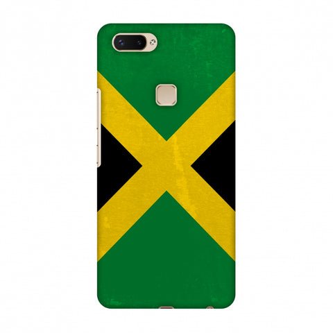 Love For Jamaica Slim Hard Shell Case For Vivo X20 Plus