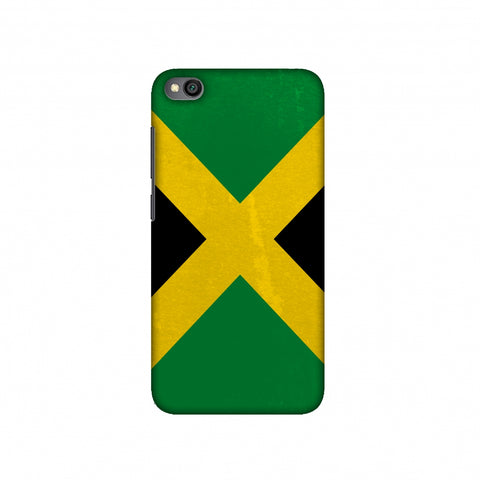 Love For Jamaica Slim Hard Shell Case For Redmi Go