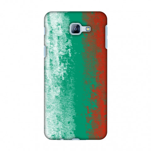 Love For Bulgaria Slim Hard Shell Case For Samsung Galaxy A8 2016