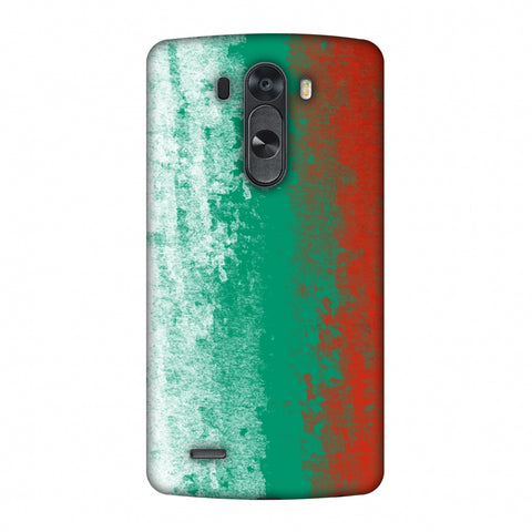 Love For Bulgaria Slim Hard Shell Case For LG G4