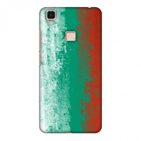 Love For Bulgaria Slim Hard Shell Case For Vivo V3 Max