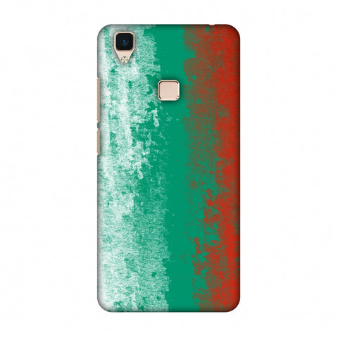 Love For Bulgaria Slim Hard Shell Case For Vivo V3