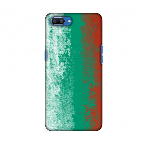 Love For Bulgaria Slim Hard Shell Case For Oppo Realme C1