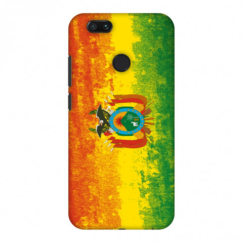 Love For Bolivia Slim Hard Shell Case For Xiaomi MI A1-5X