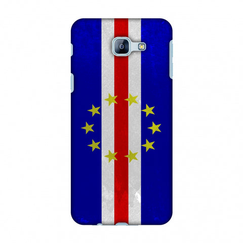 Love For Cape Verde Islands Slim Hard Shell Case For Samsung Galaxy A8 2016