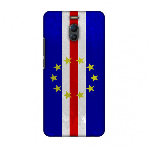 Love For Cape Verde Islands Slim Hard Shell Case For Meizu Note 6