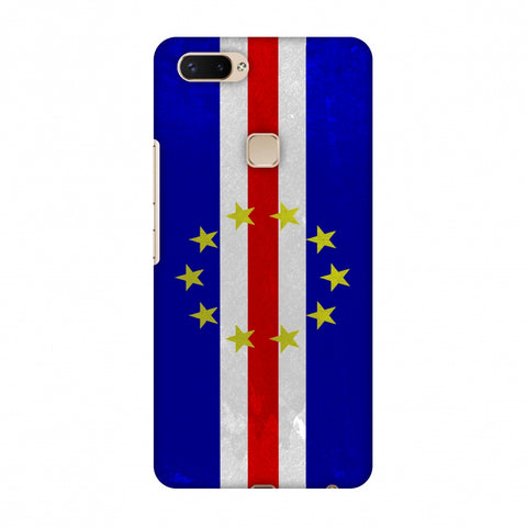 Love For Cape Verde Islands Slim Hard Shell Case For Vivo X20 Plus