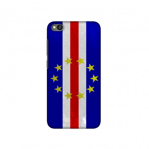 Love For Cape Verde Islands Slim Hard Shell Case For Redmi Go