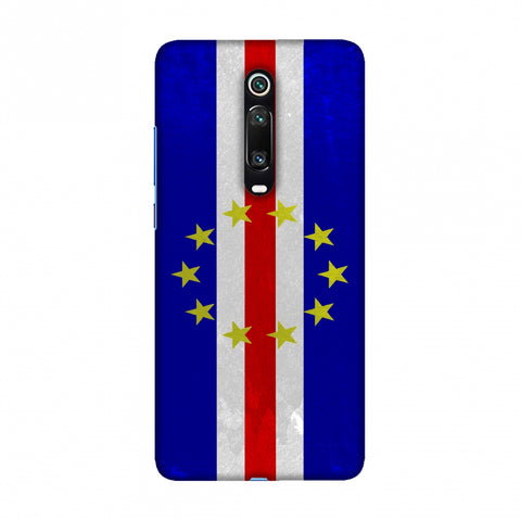 Love For Cape Verde Islands Slim Hard Shell Case For Redmi K20/K20 Pro