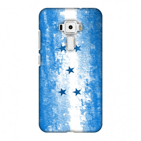 Love For Honduras Slim Hard Shell Case For Asus Zenfone 3 ZE520KL