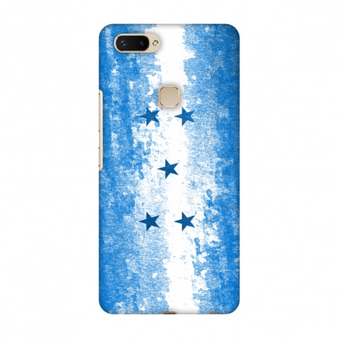 Love For Honduras Slim Hard Shell Case For Vivo X20 Plus