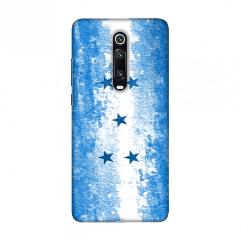 Love For Honduras Slim Hard Shell Case For Redmi K20/K20 Pro