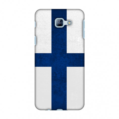 Love For Finland Slim Hard Shell Case For Samsung Galaxy A8 2016