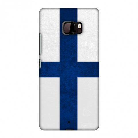 Love For Finland Slim Hard Shell Case For HTC U Ultra