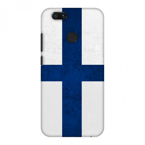 Love For Finland Slim Hard Shell Case For Xiaomi MI A1-5X