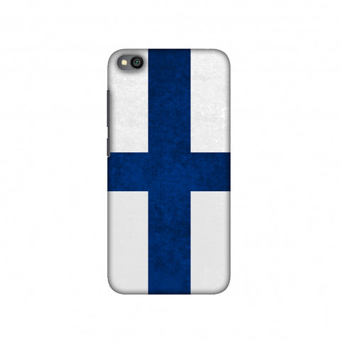 Love For Finland Slim Hard Shell Case For Redmi Go