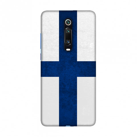 Love For Finland Slim Hard Shell Case For Redmi K20/K20 Pro