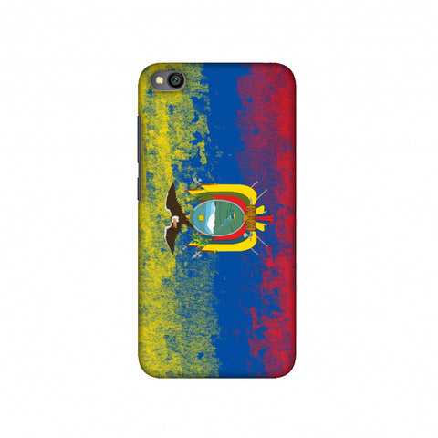 Love For Ecuador Slim Hard Shell Case For Redmi Go