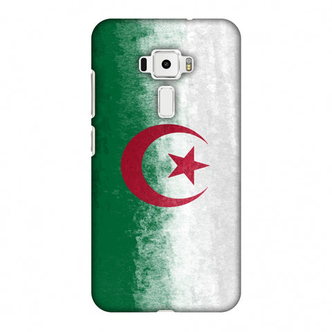 Love For Algeria Slim Hard Shell Case For Asus Zenfone 3 ZE520KL