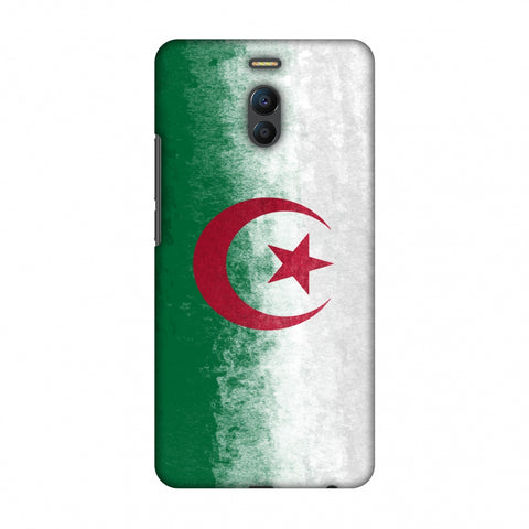 Love For Algeria Slim Hard Shell Case For Meizu Note 6