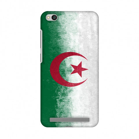 Love For Algeria Slim Hard Shell Case For Xiaomi Redmi 5A