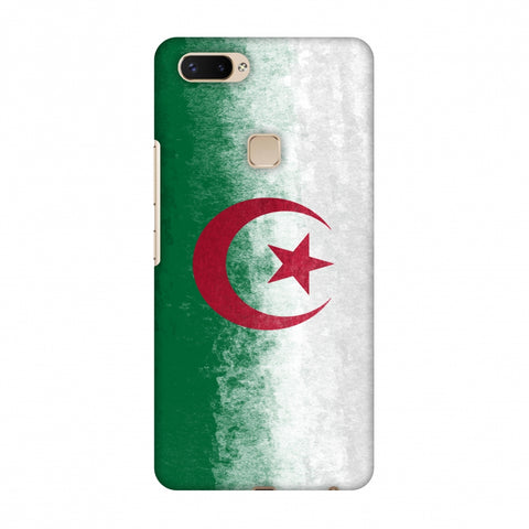 Love For Algeria Slim Hard Shell Case For Vivo X20 Plus