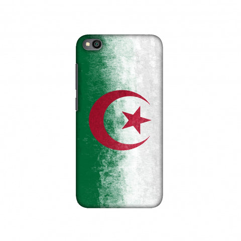 Love For Algeria Slim Hard Shell Case For Redmi Go
