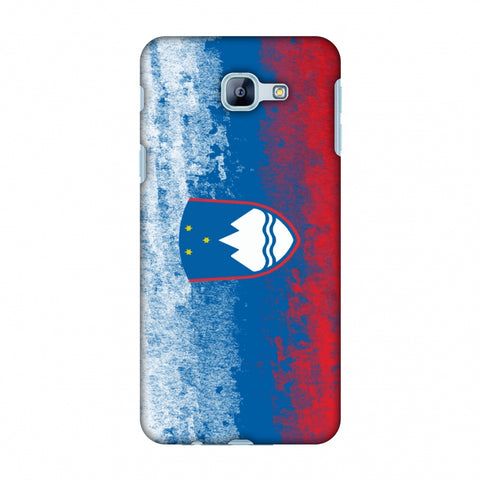 Love For Slovenia Slim Hard Shell Case For Samsung Galaxy A8 2016
