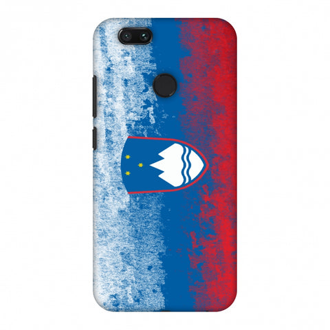 Love For Slovenia Slim Hard Shell Case For Xiaomi MI A1-5X
