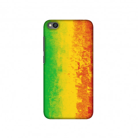Love For Mali Slim Hard Shell Case For Redmi Go