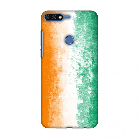 Love For Cote D' Ivoire Slim Hard Shell Case For Huawei Honor 7C