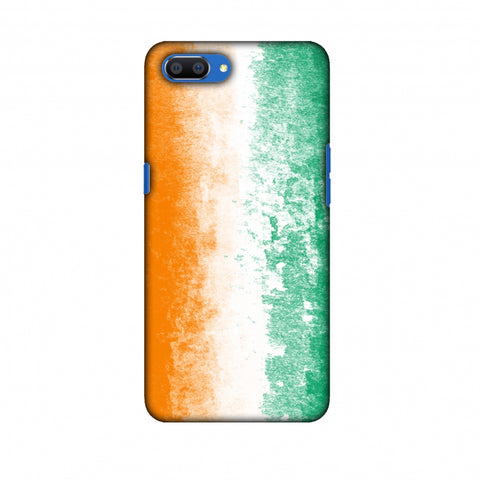 Love For Cote D' Ivoire Slim Hard Shell Case For Oppo Realme C1