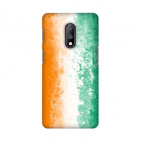 Love For Cote D' Ivoire Slim Hard Shell Case For OnePlus 7