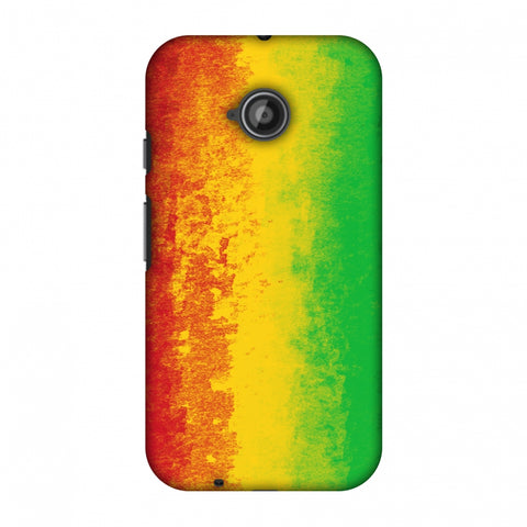 Love For Guinea Slim Hard Shell Case For Motorola Moto E 2nd Gen
