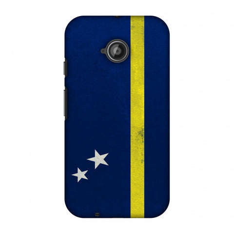 Love For Curacao Slim Hard Shell Case For Motorola Moto E 2nd Gen