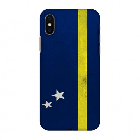 Love For Curacao Slim Hard Shell Case For Apple iPhone X