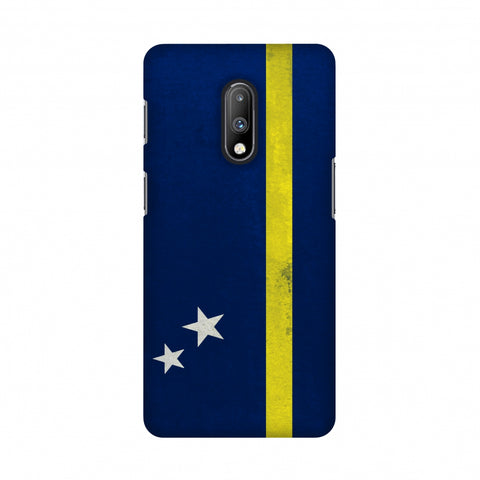 Love For Curacao Slim Hard Shell Case For OnePlus 7