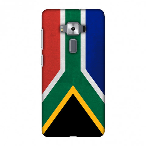 Love For South Africa Slim Hard Shell Case For Asus Zenfone 3 Deluxe ZS570KL