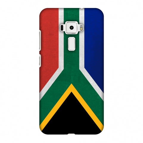 Love For South Africa Slim Hard Shell Case For Asus Zenfone 3 ZE520KL