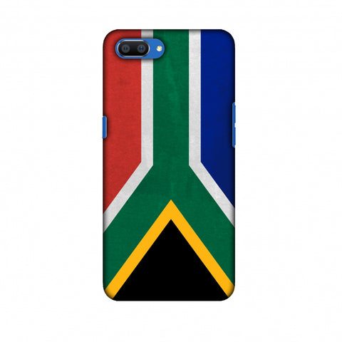 Love For South Africa Slim Hard Shell Case For Oppo Realme C1