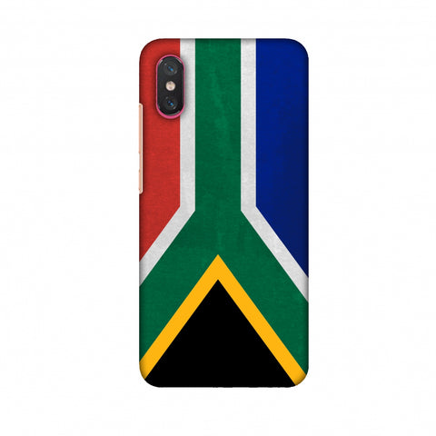 Love For South Africa Slim Hard Shell Case For Xiaomi Mi 8 Pro