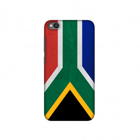 Love For South Africa Slim Hard Shell Case For Redmi Go