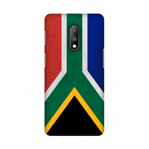 Love For South Africa Slim Hard Shell Case For OnePlus 7