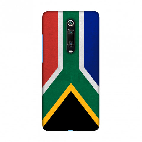 Love For South Africa Slim Hard Shell Case For Redmi K20/K20 Pro