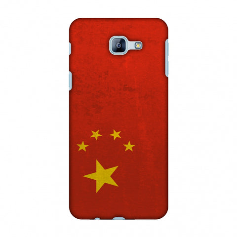 Love For China Slim Hard Shell Case For Samsung Galaxy A8 2016